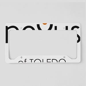 Nexus Academy of Toledo License Plate Holder