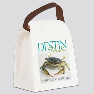 Crabby? Canvas Lunch Bag