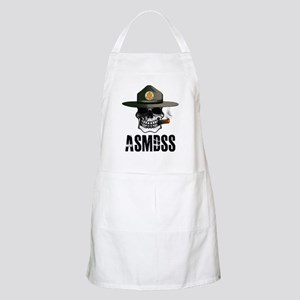 ASMDSS Logo with Brand Apron
