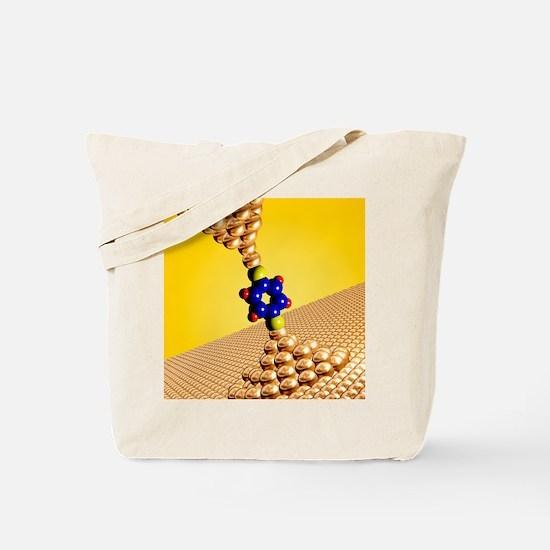 Seebeck electrical effect, artwork Tote Bag