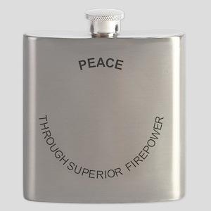 Superior Firepower wht Flask