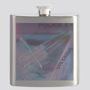 Forensic evidence Flask