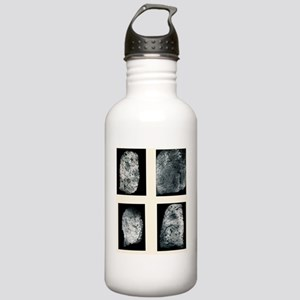 Fingerprints made visi Stainless Water Bottle 1.0L