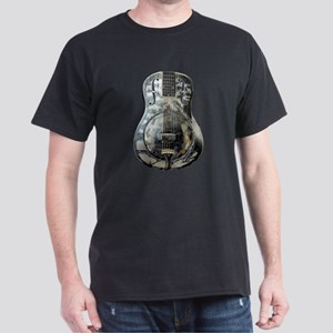 National Steel Guitar Dark T-Shirt