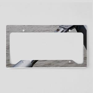 Shock absorber License Plate Holder
