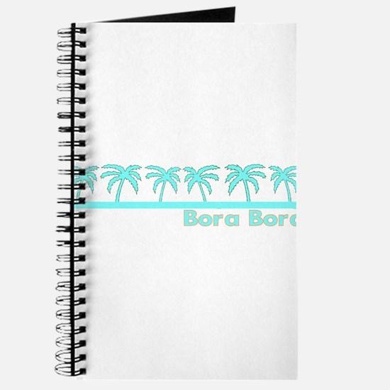 Cute Bora bora Journal