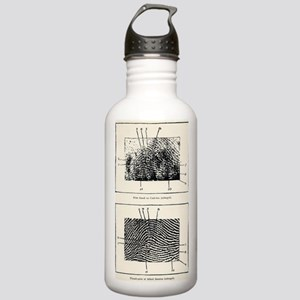 Fingerprint evidence,  Stainless Water Bottle 1.0L