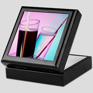 Fizzy drinks Keepsake Box