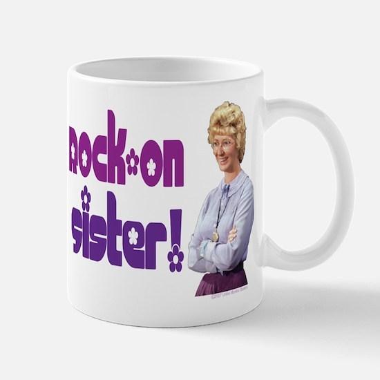 Rock-on sister! Mug