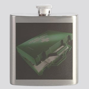 First aid kit Flask