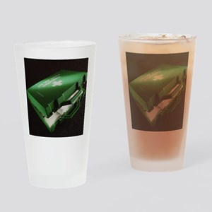 First aid kit Drinking Glass