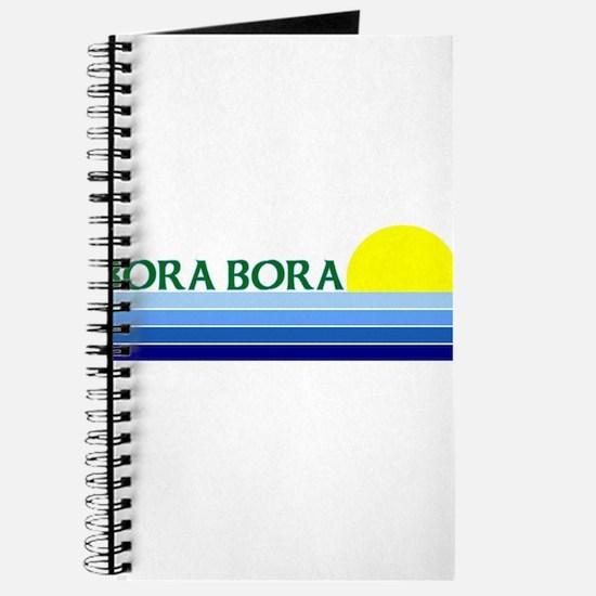 Cool Bora bora Journal