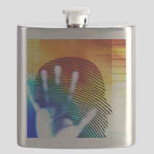 Forensic science Flask