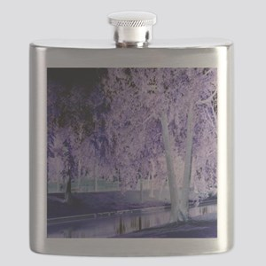 Shades Of Purple Flask
