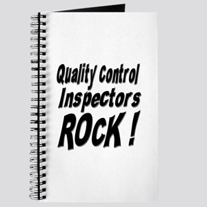 QC Inspectors Rock ! Journal