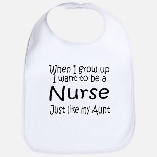 WIGU Nurse Aunt Bib