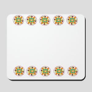 SOUTHEAST INDIAN DESIGN Mousepad