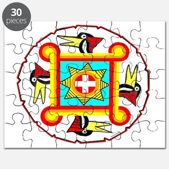 SOUTHEAST INDIAN DESIGN Puzzle