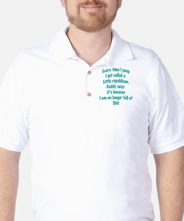Full of it Golf Shirt