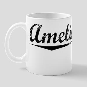 Amelia City, Vintage Mug