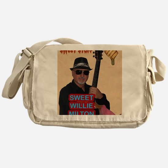 Sweet Willie Milton Poster Messenger Bag