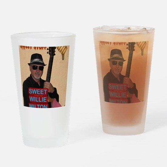 Sweet Willie Milton Poster Drinking Glass