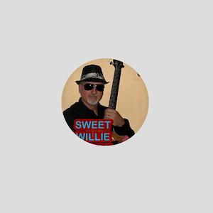 Sweet Willie Milton Poster Mini Button
