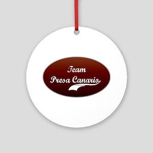 Team Presa Ornament (Round)