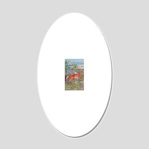 NexusS1 20x12 Oval Wall Decal