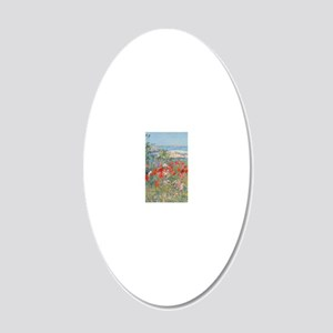 journal1 20x12 Oval Wall Decal