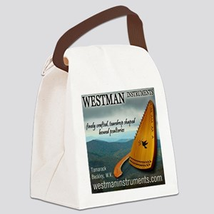 Westman Instruments Canvas Lunch Bag