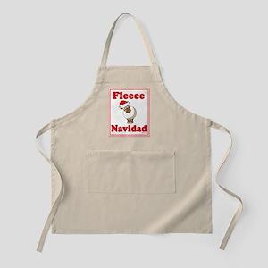 FleeceStadiumBlanketRed Apron