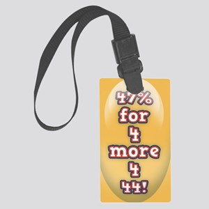 47-4-44-OV Large Luggage Tag