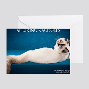 Ragdoll Wall Calendar Greeting Card