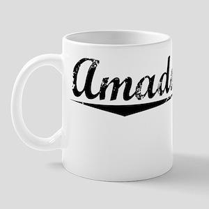 Amador City, Vintage Mug