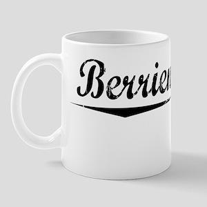 Berrien Center, Vintage Mug