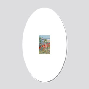 iPhone_Wallet1 20x12 Oval Wall Decal
