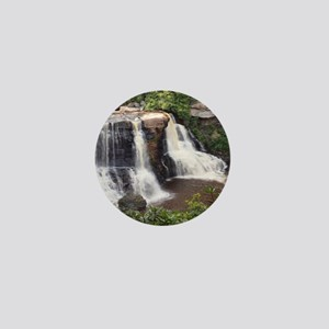 Blackwater Falls Mini Button