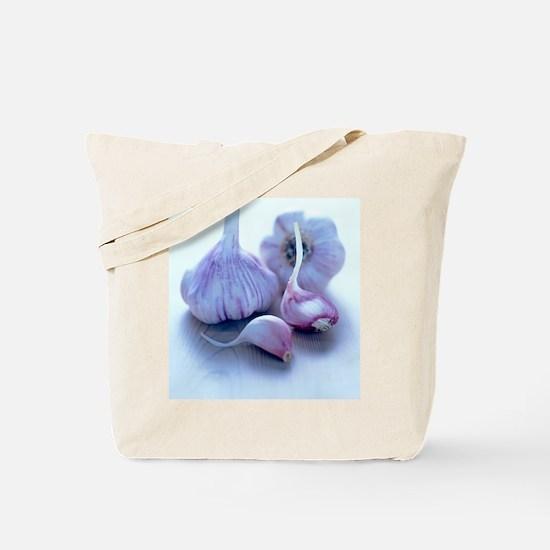 Fresh garlic Tote Bag