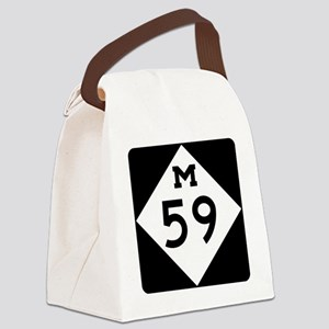 M59 Canvas Lunch Bag