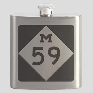 M59 Flask