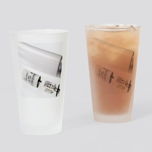 Fluorescent starter Drinking Glass