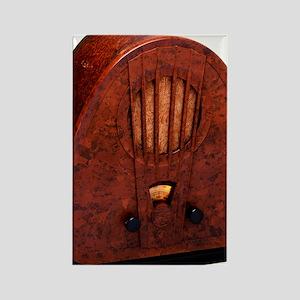 Bakelite radio Rectangle Magnet