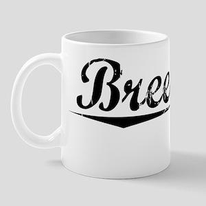 Breeding, Vintage Mug