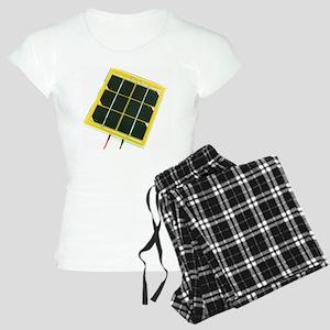 Solar cell Women's Light Pajamas