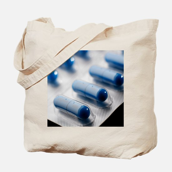 Antibiotic pills Tote Bag