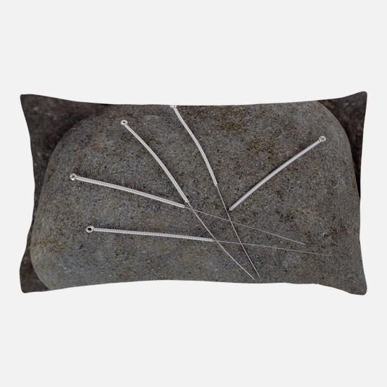 Acupuncture needles Pillow Case