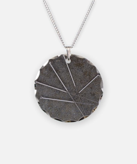 Acupuncture needles Necklace