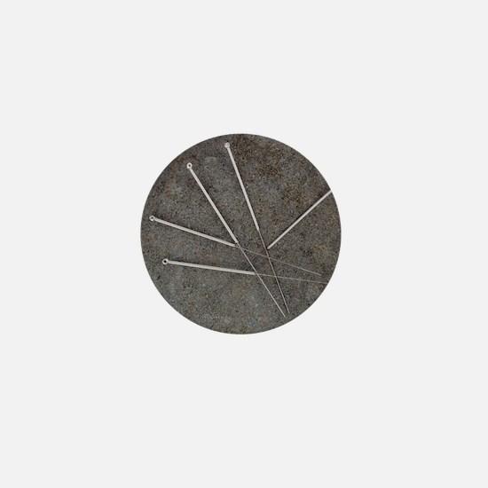 Acupuncture needles Mini Button