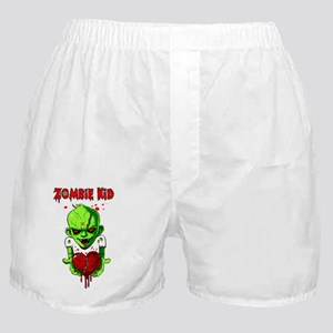 Zombie Kid Boxer Shorts